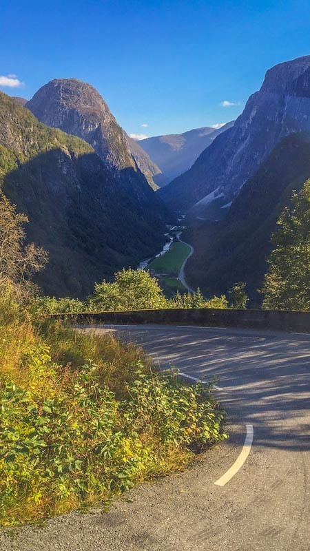 Norway tours to the fjords