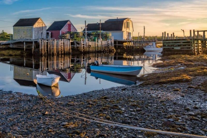 Where to Stay in Nova Scotia – Our Favourite Accommodation