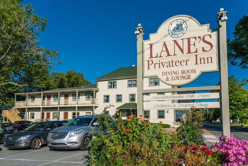 lanes privateer inn