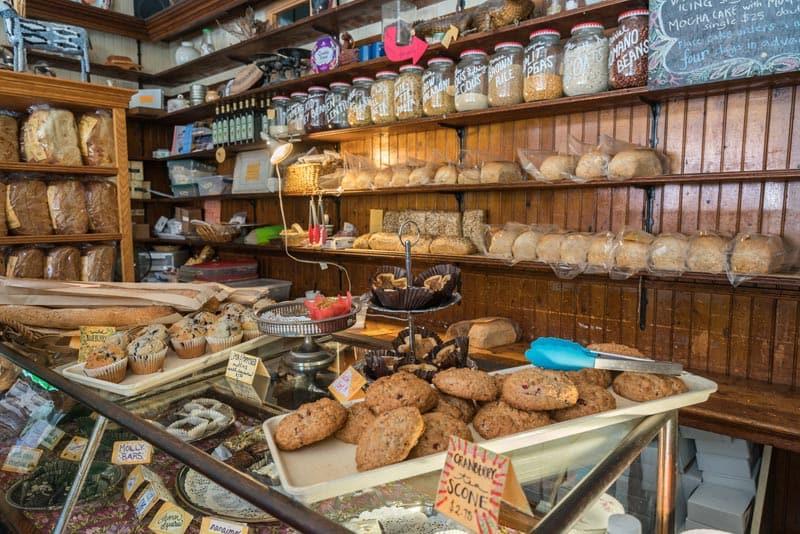 interior la have bakery nova scotia