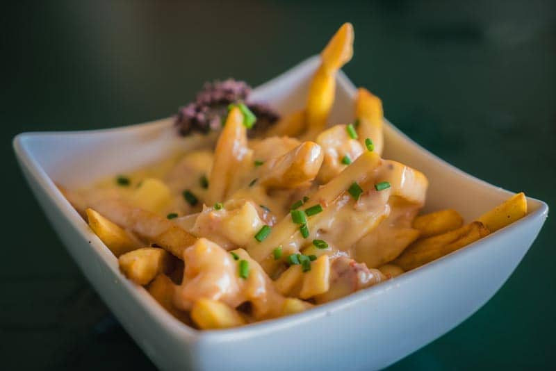 lobster poutine nova scotia