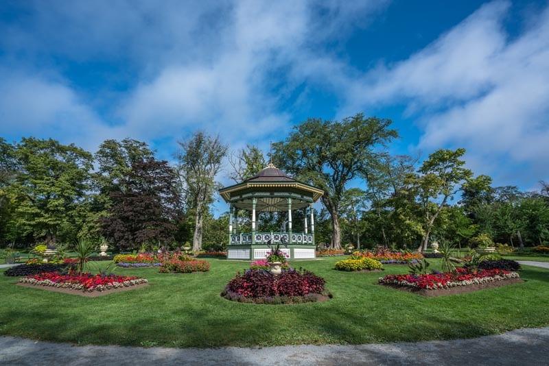 nova scotia pictures halifax gardens