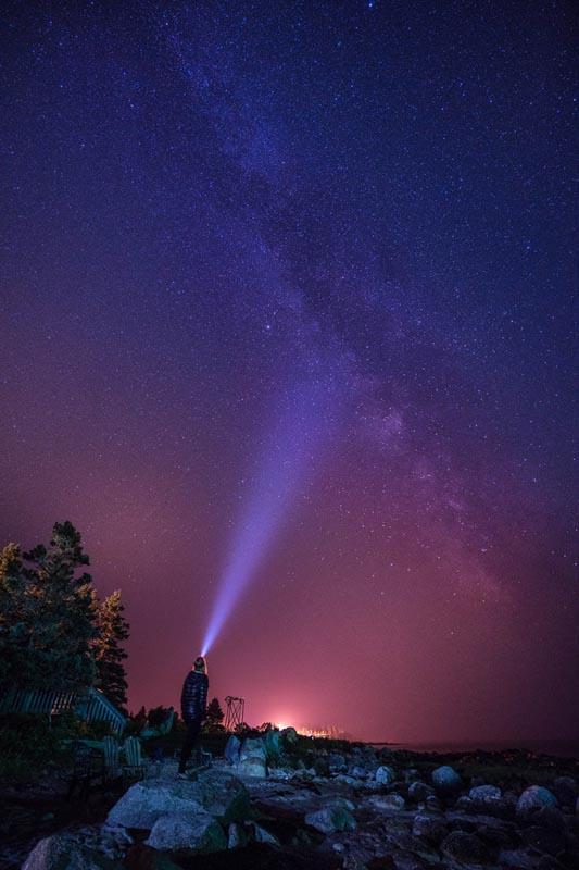 night skies nova scotia