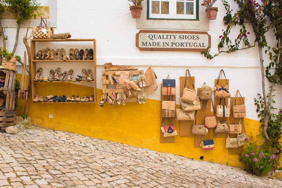 visit obidos shoppping