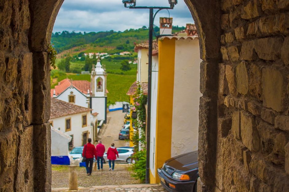 visit obidos portugal
