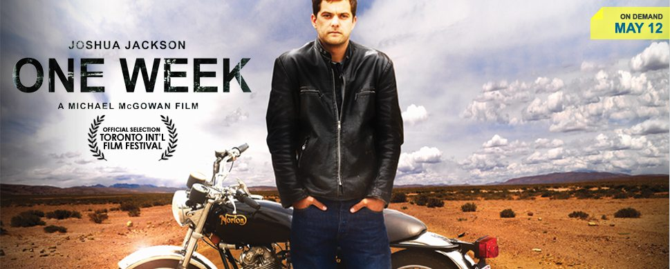 best motorcycle movies | one week