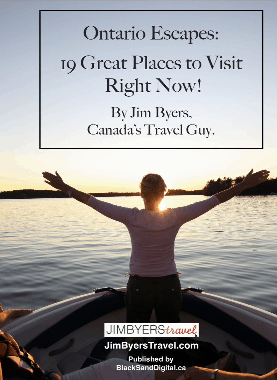 Ontario Escapes by Jim Buyers