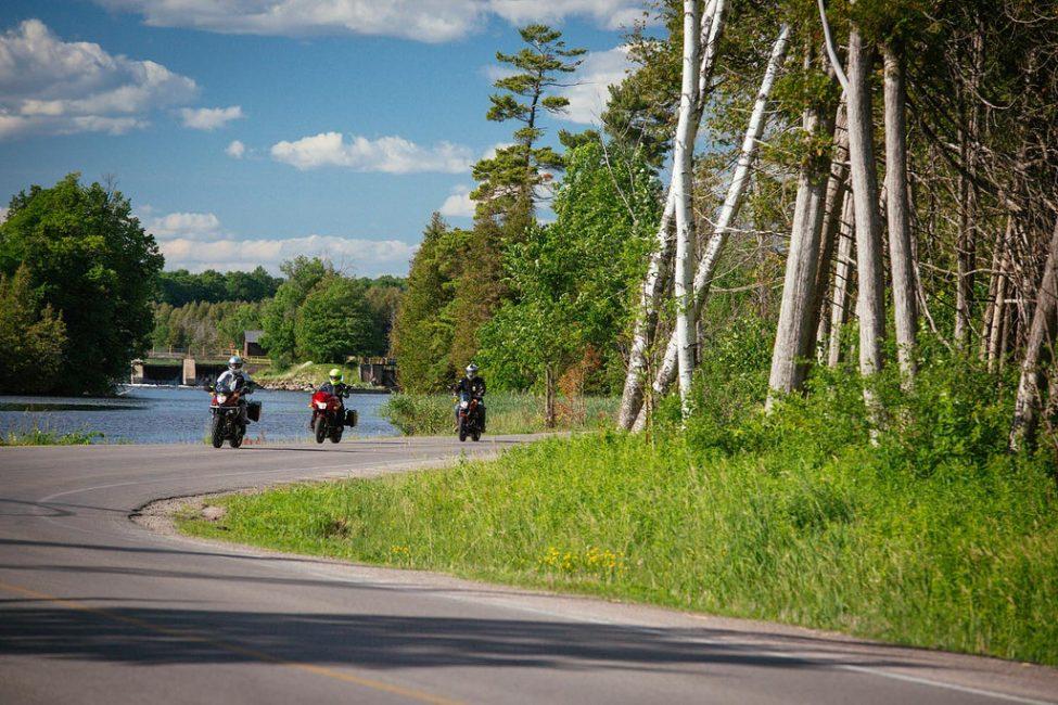 ontario motorcycle routes