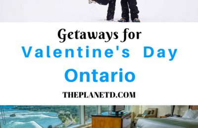 ontario valentines day getaways
