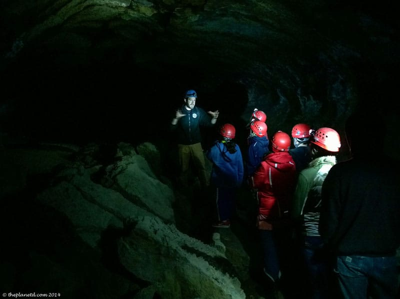 oregon lava tubes group