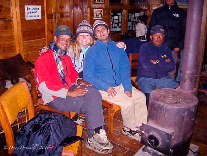 organized tours independent travel everest