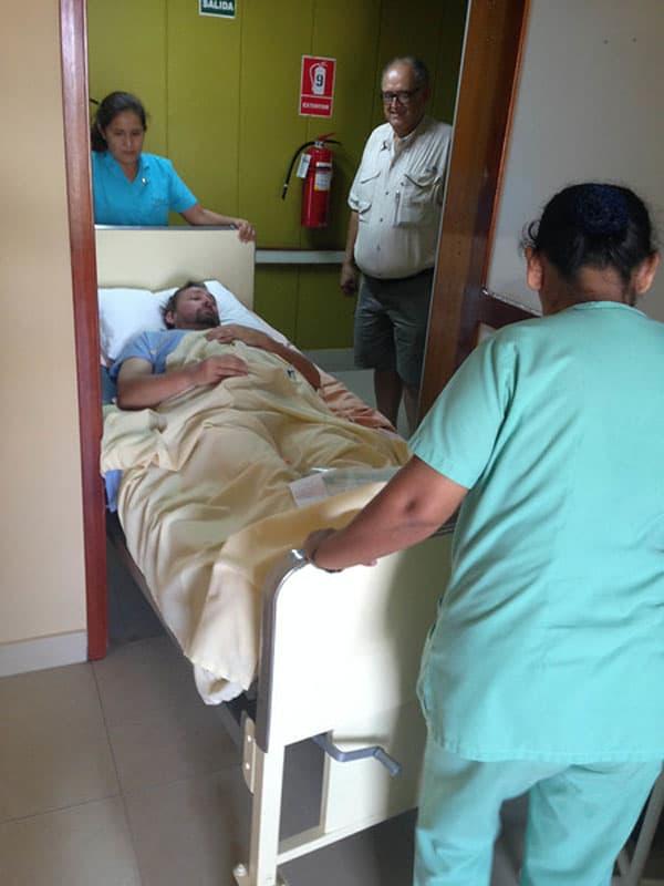 organized tours independent travel hospital