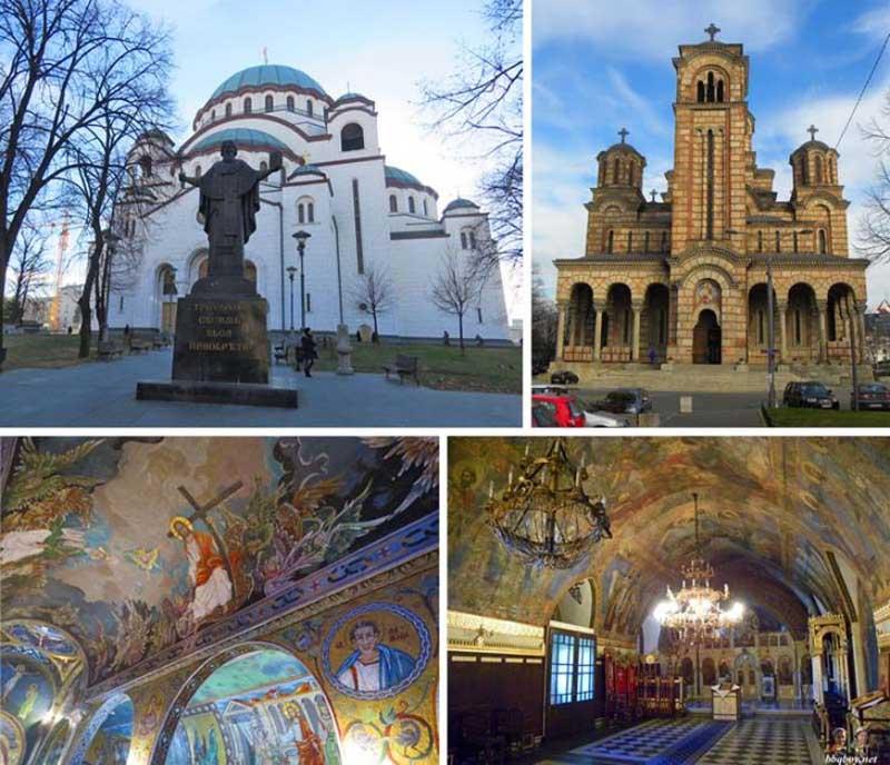 belgrade orthodox churches