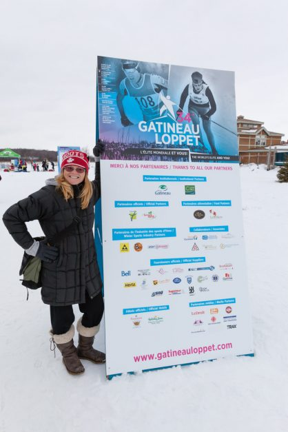 Gatineau Loppet in Ottawa winter activities