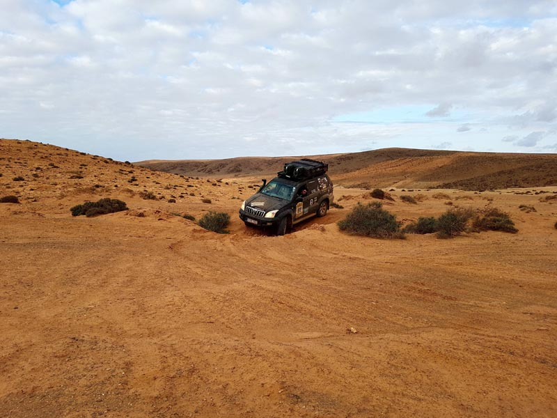 overlander vehicle africa