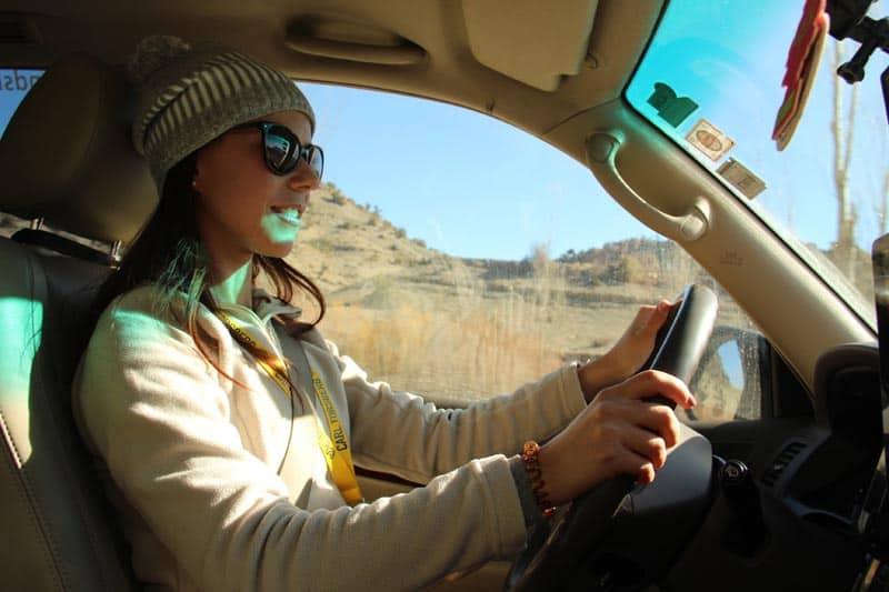 overlanding africa driving