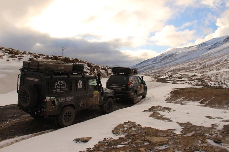overlanding atlas mountains
