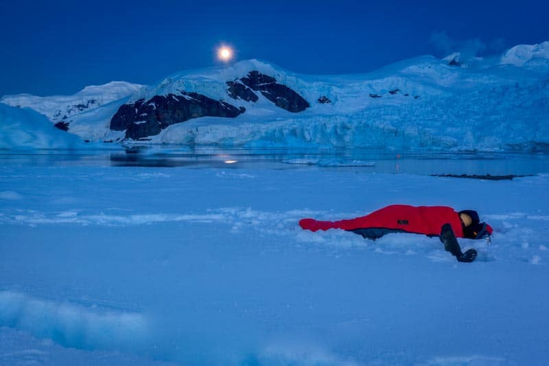 antarctica packing tips