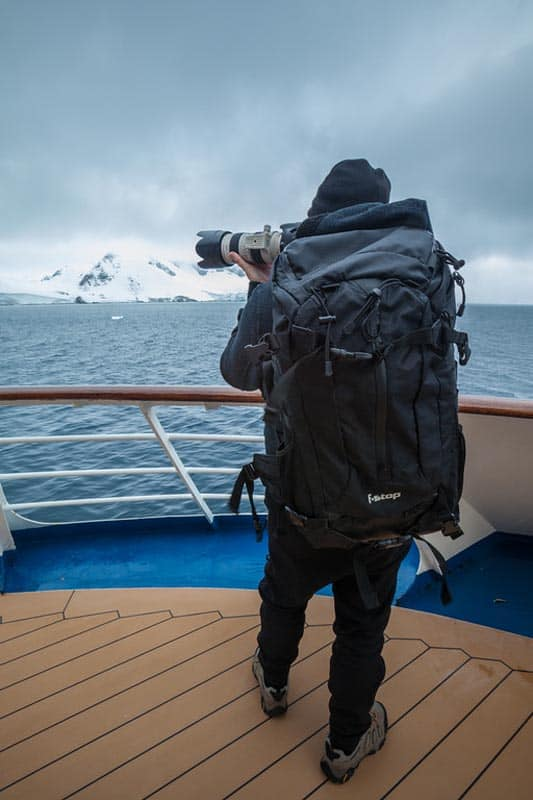 how to pack for an antarctic cruise