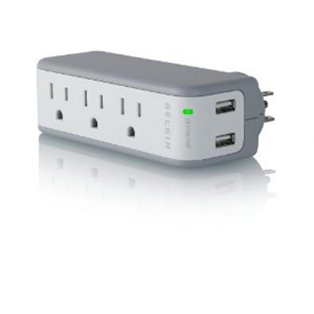 Packing tips for India belkin surge protector