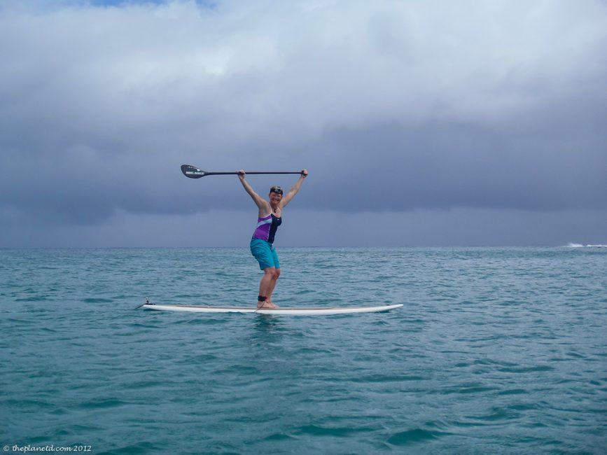 stand up paddleboard toronto