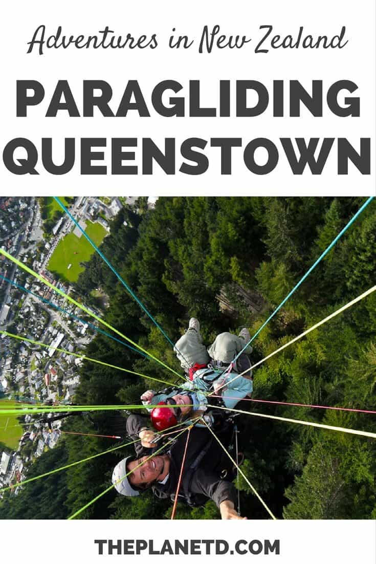 Paragliding Queenstown with G-Force Paragliding, the only company allowed to soar over Queenstown, New Zealand, was an amazing and exhilarating experience!