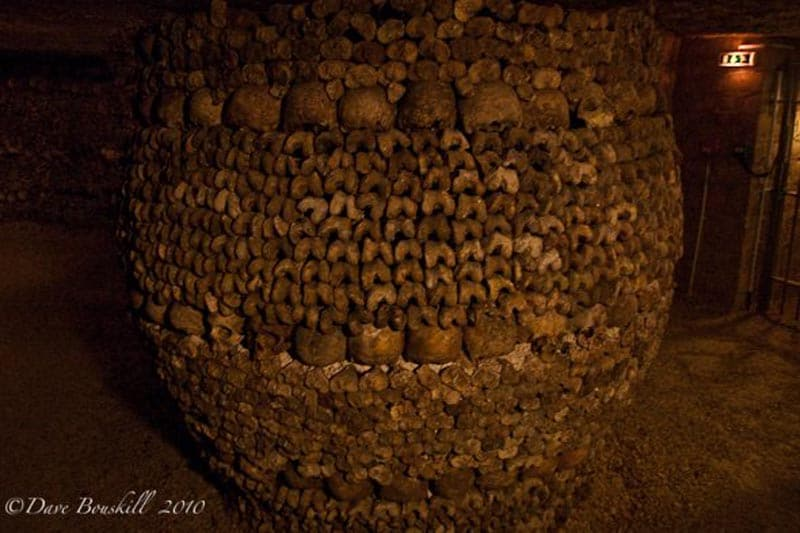 Paris on a Budget the Catacombs