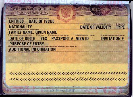 russian-visa-passport