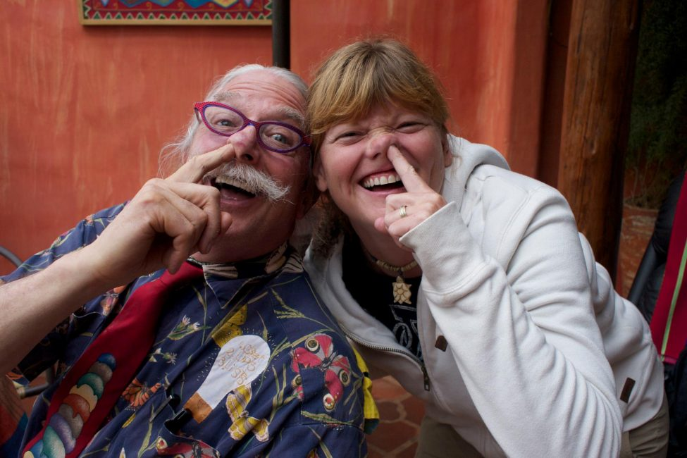 Would the Real Patch Adams Please Stand Up
