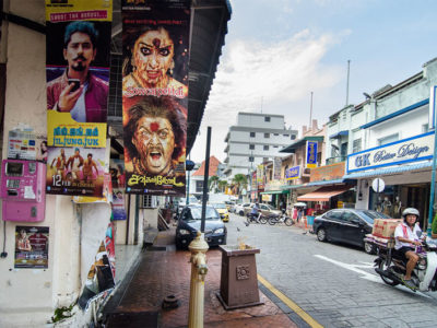 Photowalking the Streets of Georgetown, Penang