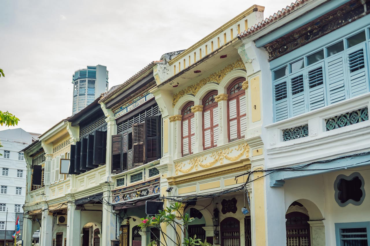 penang point of interest george town