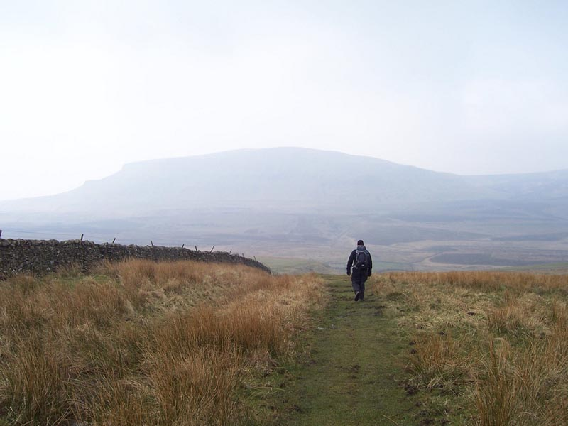 pennine way hiking england pen ye ghent