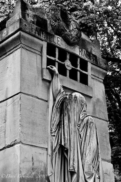cimetière pere lachaise grim reaper