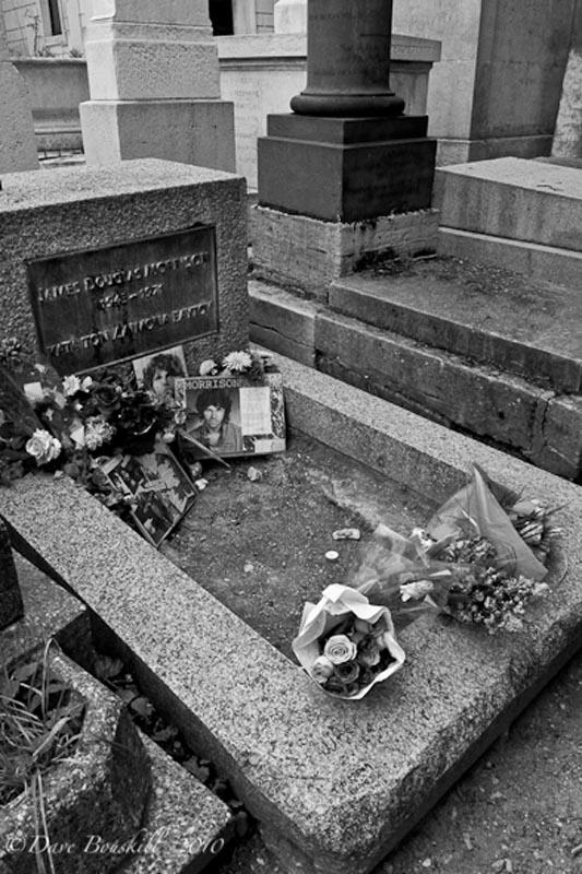 cimetière pere lachaise jim morrison