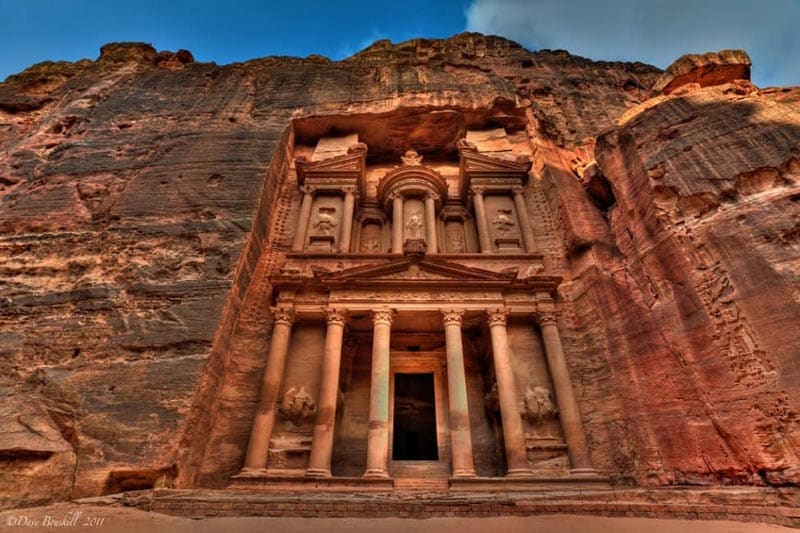 Petra Jordan, Exploring The Lost City By Day | The Planet D