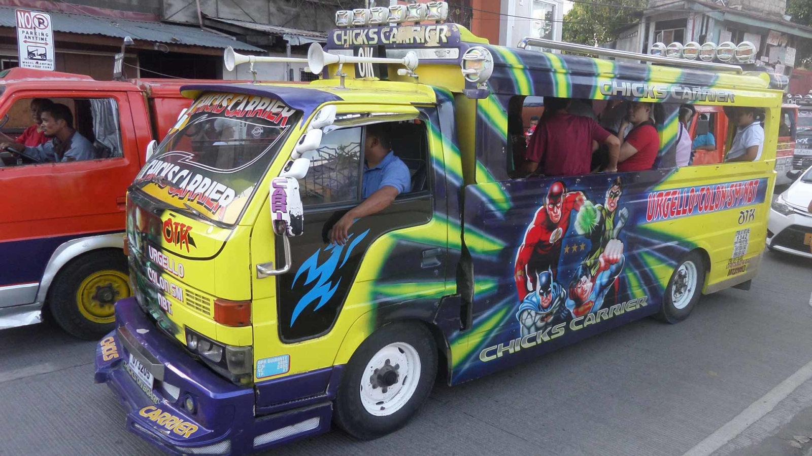 philippines travel guide jeepney