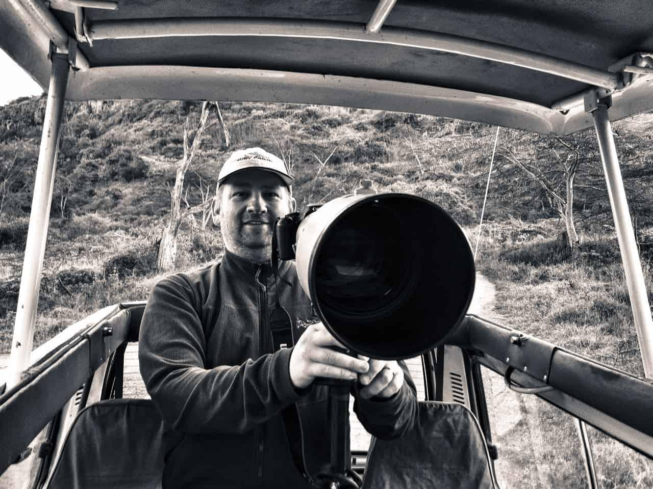 Photo safari tips africa long lens