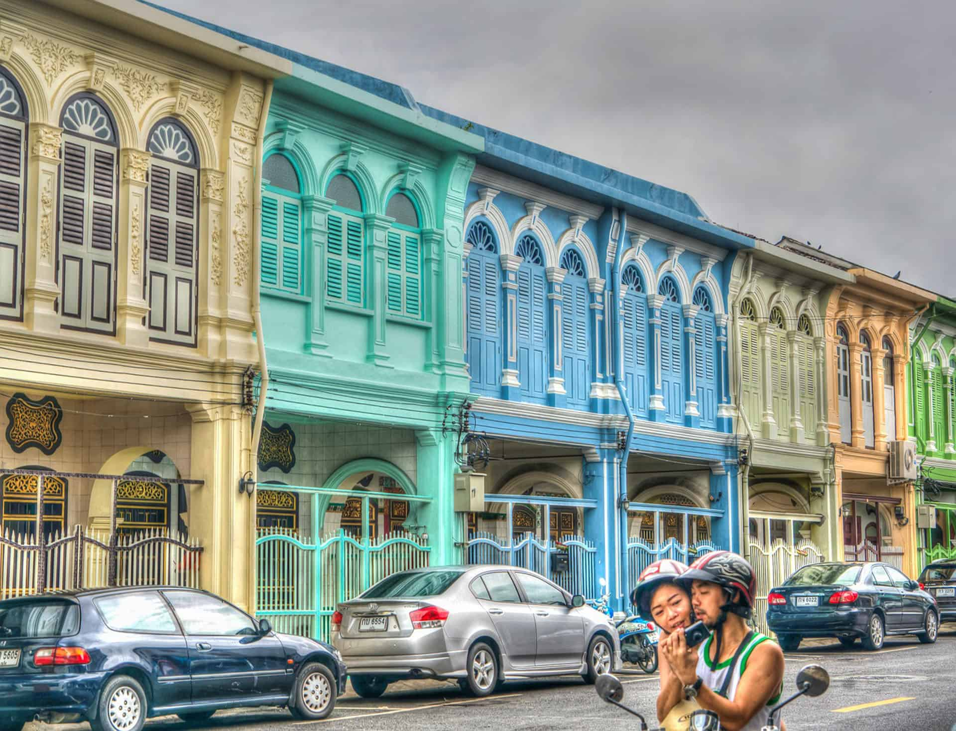 things to do in phuket old town