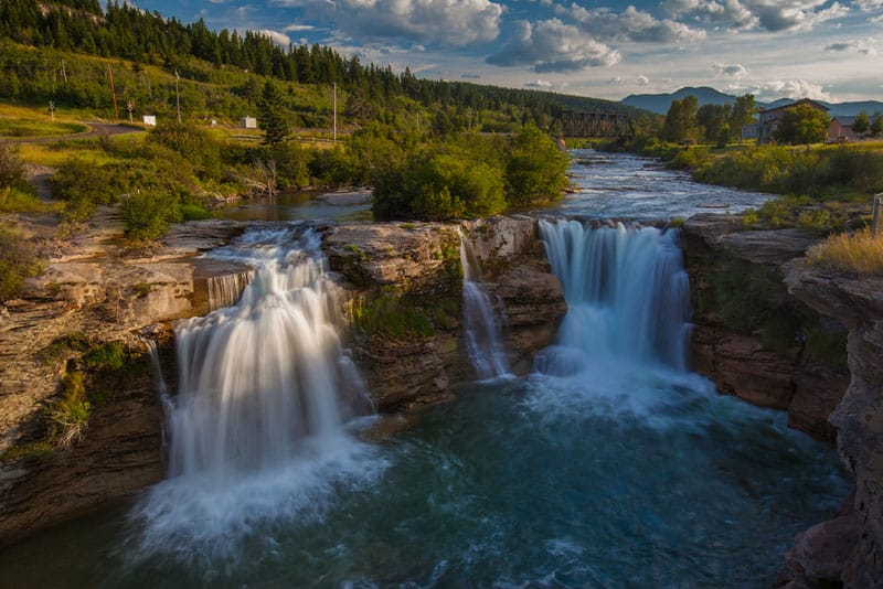 places to visit in alberta Pincher Creek