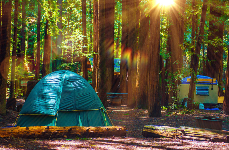Top 10 Best Places To Camp In California The Planet D