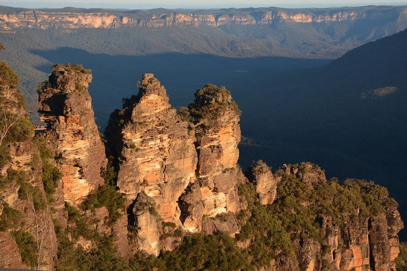 places to visit in australia | blue mountains