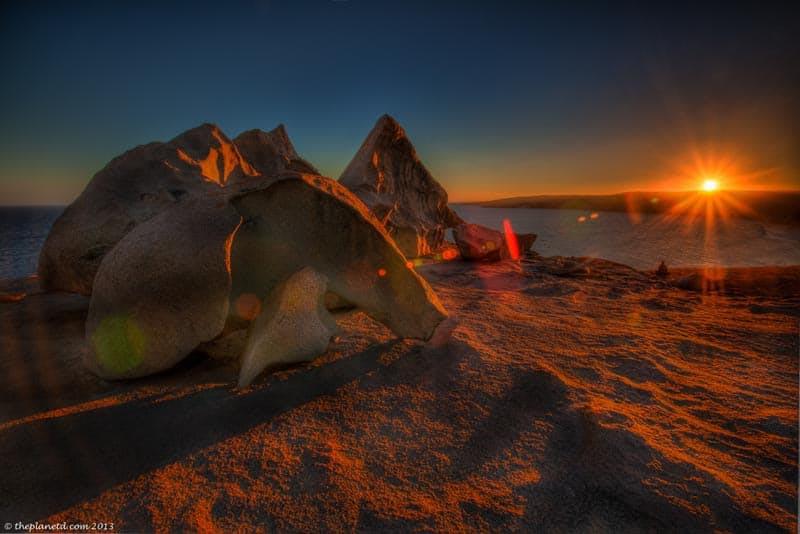 australia places to visit kangaroo island
