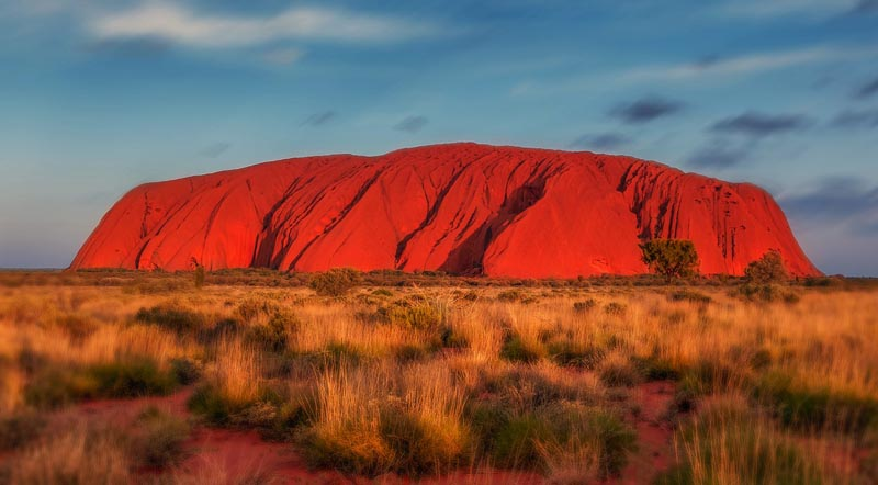where to visit in australia | uluru