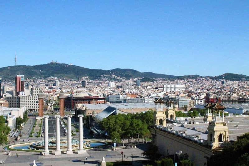 places to see in barcelona plaza