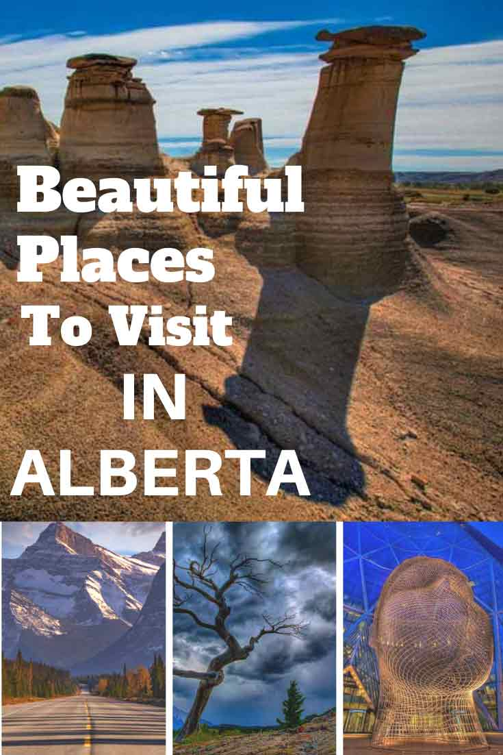 best places to visit in alberta canada