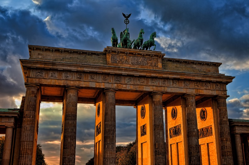 what to see in Berlin Brandenburg Gate