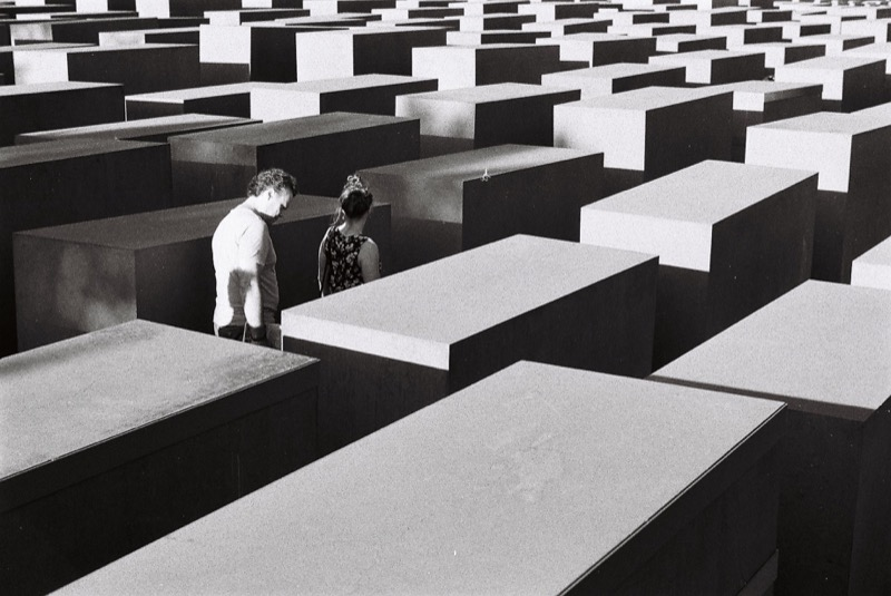 things to see in Berlin Memorial to the Murdered Jews of Europe