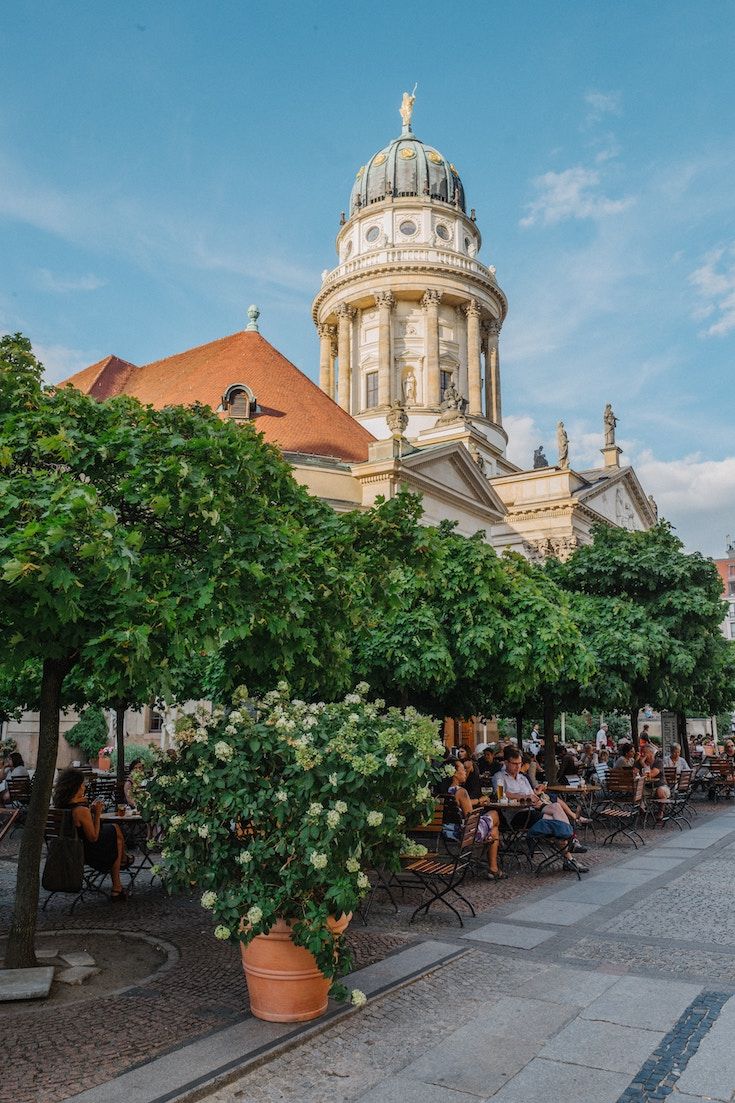 top tings to do in berlin Gendarmenmarkt
