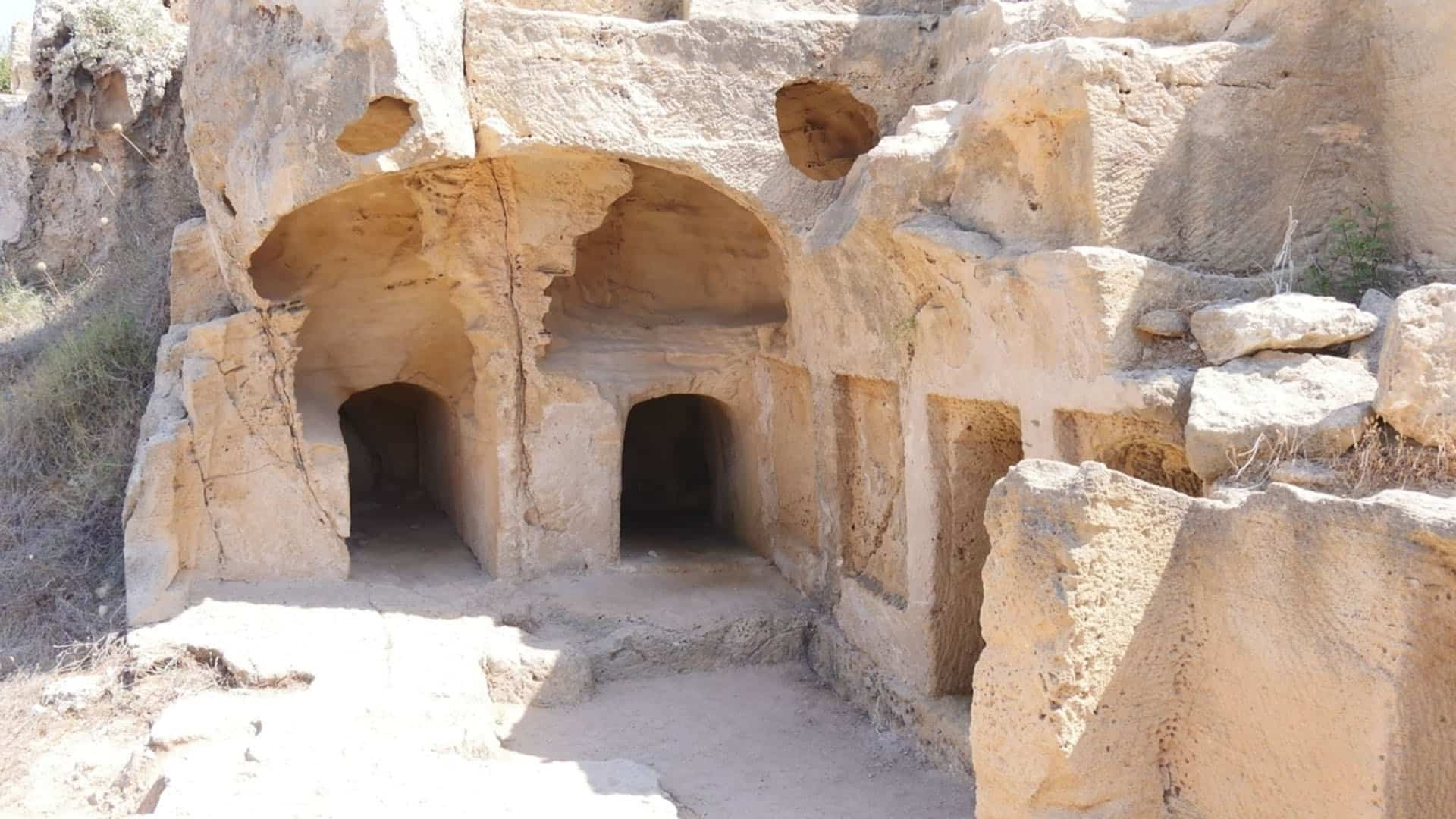 best places to visit in cyprus tomb of the kings