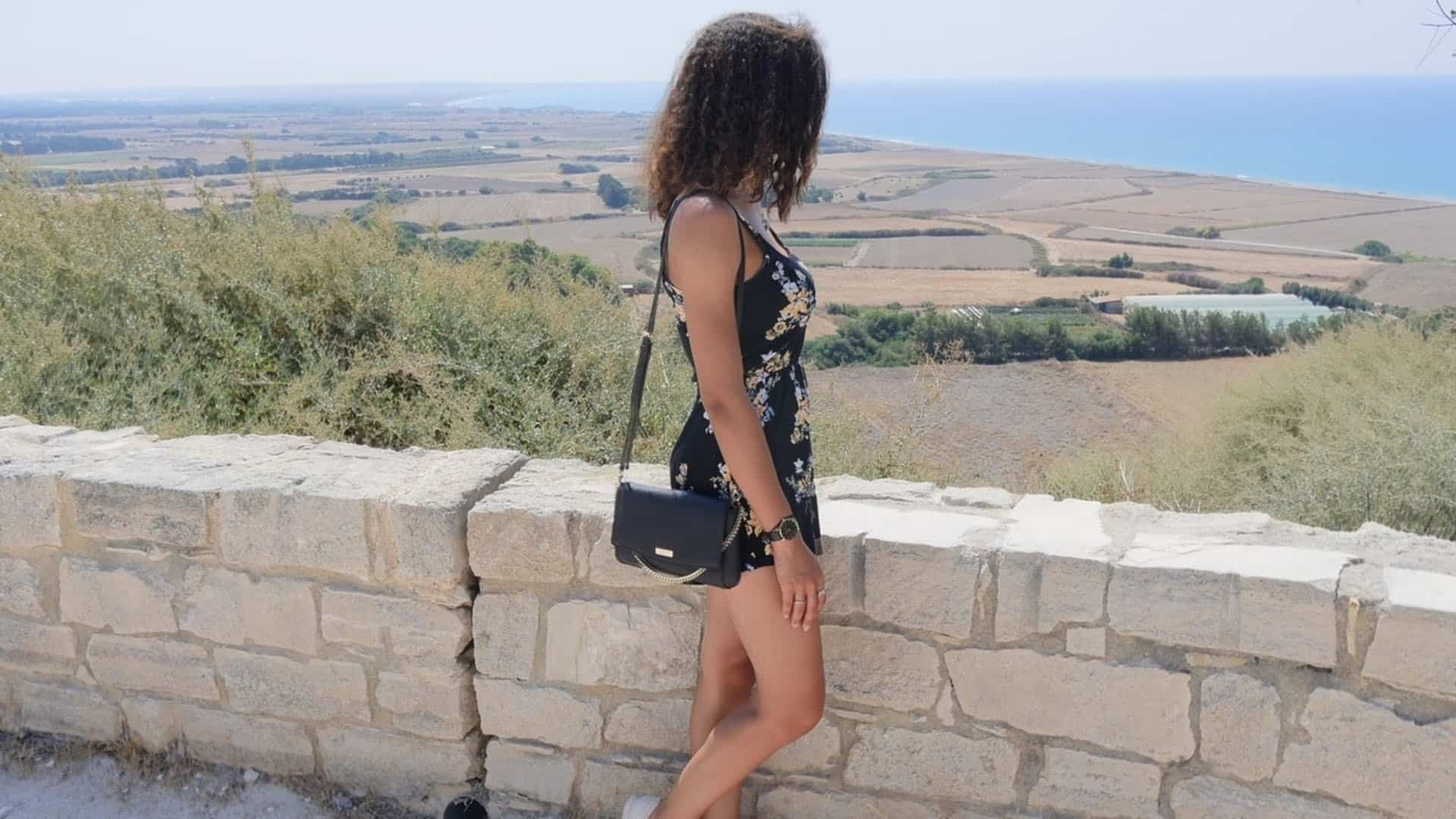 places in cyprus The view from Kourion